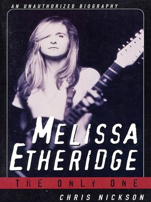cover image of Melissa Etheridge